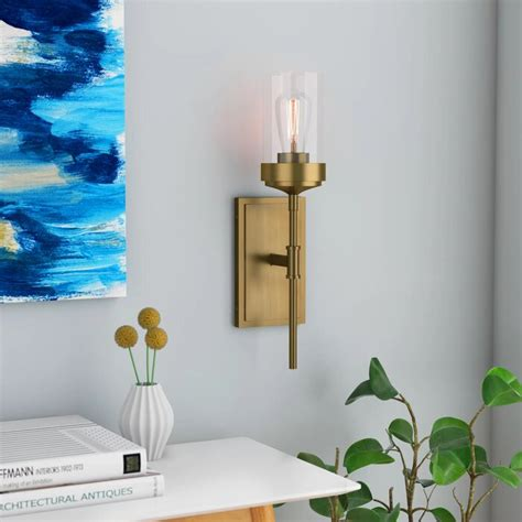 Grantham 1-Light Wallchiere
