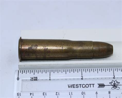 Ammunition Gras Rifle Ammunition.