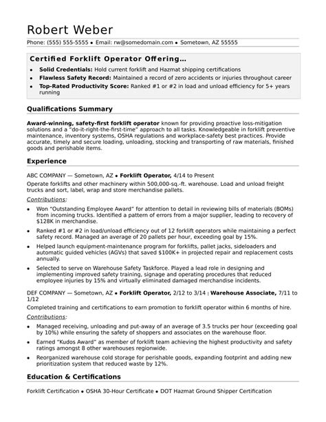 great sample resumes with certifications resume writing certifications the career experts