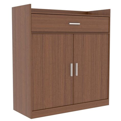 Greyson 2 Drawer 1 Door Cabinet