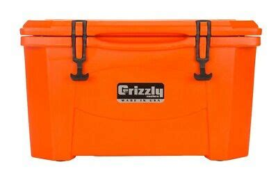 Grizzly Coolers  Ebay.