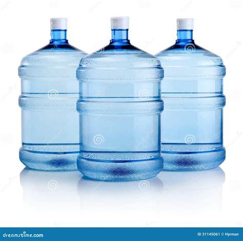 Grote Flessen Water