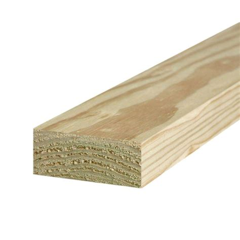 Ground Contact Pressure Treated Wood