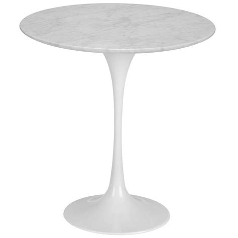 Grove City Marble End Table