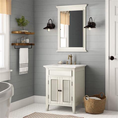Grovetown 25 Single Bathroom Vanity Set