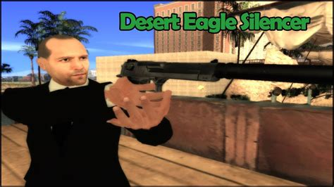 Desert-Eagle Gta Sa Desert Eagle Silencer.