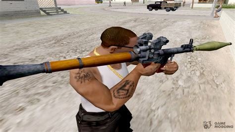 Ammunition Gta San Andreas Rocket Launcher Ammunition.