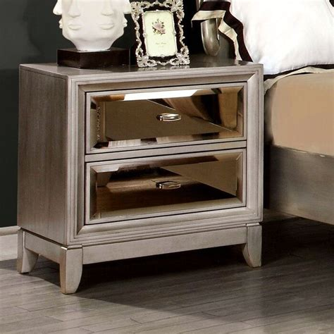 Guerrero 2 Drawer Nightstand
