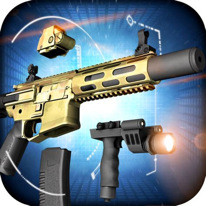 Gun-Builder Gun Builder Elite 2.6 Mod Apk.