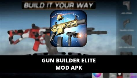 Gun-Builder Gun Builder Elite Unlock All Weapons.