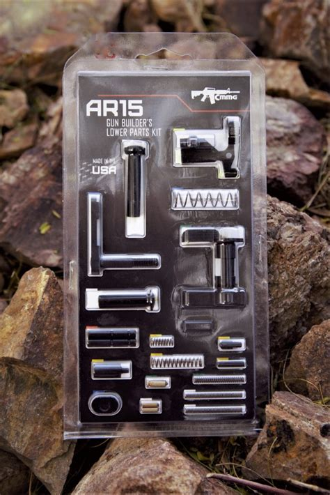 Gun-Builder Gun Builders Lower Parts Kit.