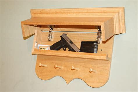 Gun Concealment Furniture Plans