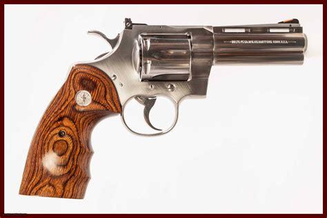 Gunsamerica Gunsamerica Used Colt Python.