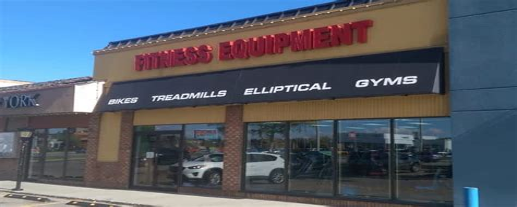 gym equipment repair calgary