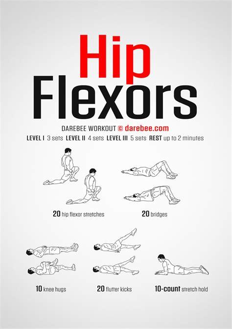 gym hip flexor workout bodybuilding baggy