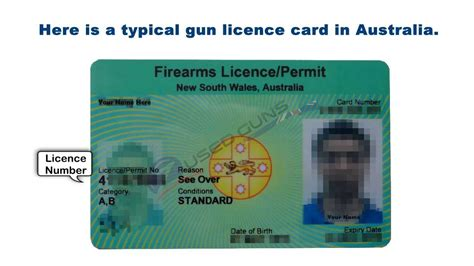 h firearms licence nsw