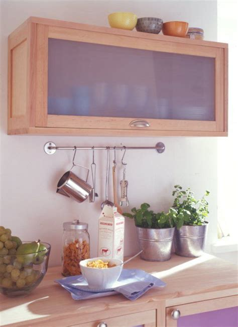 Hängeschrank Küche Glas