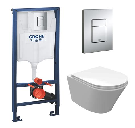 Hänge Wc Set