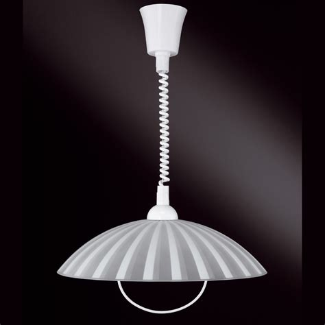 Höhenverstellbare Lampe