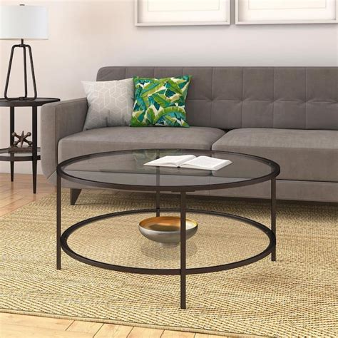 Hailey End Table with Storage
