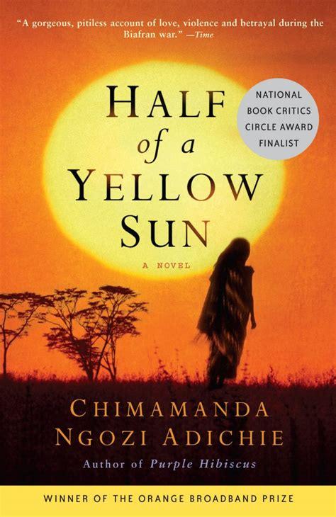 Read Books Half of a Yellow Sun / Americanah / Purple Hibiscus Online