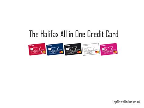 Halifax Credit Card How Long To Arrive Halifax Uk Credit Card Common Enquiries Credit Cards