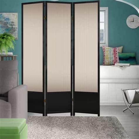 Halina 70 x 52 3 Panel Room Divider