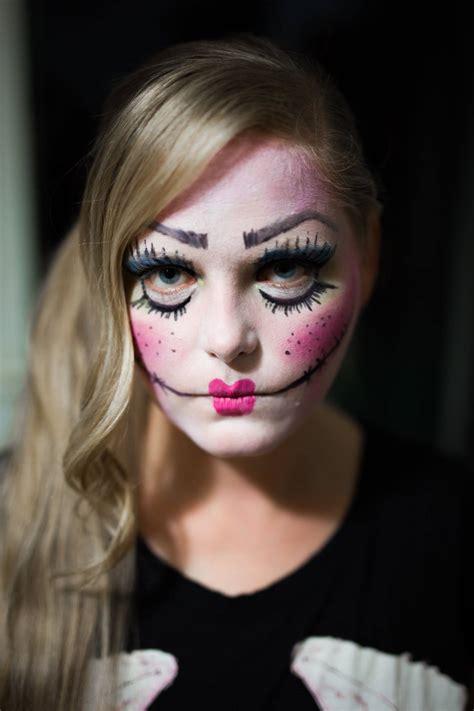 Halloween Schminke Gruselig