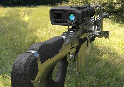 Rifle-Scopes Halo 5 Sniper Rifle Scope.