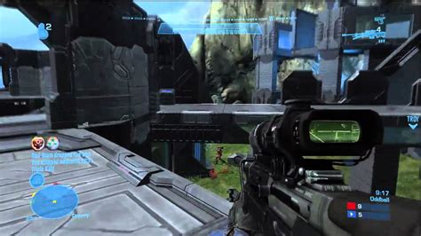 Rifle-Scopes Halo Reach Scoped Sniper Rifle.