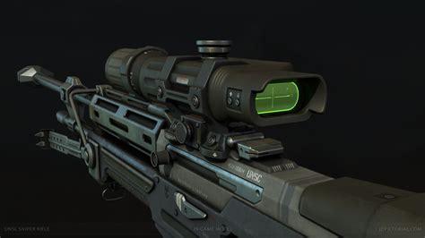 Rifle-Scopes Halo Reach Sniper Rifle Scope.