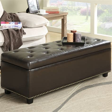 Hamilton Large Storage Bench
