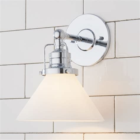 Hamman 1-Light Bath Sconce