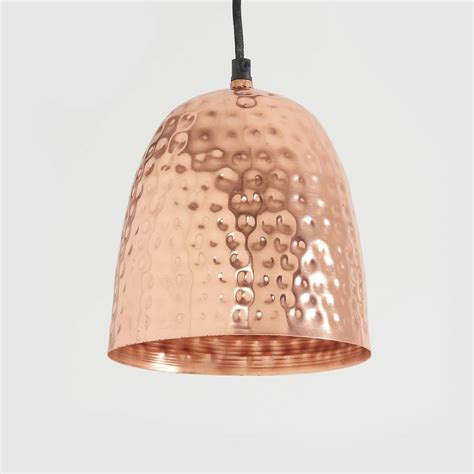 Hammered Pendant Light  Ebay.