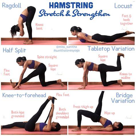 hamstring strengthening exercises yoga