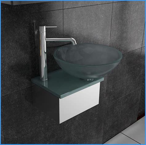 Handwaschbecken Klein Glas