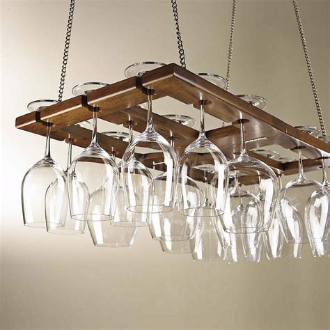 Hanging Wine Glass Rac by