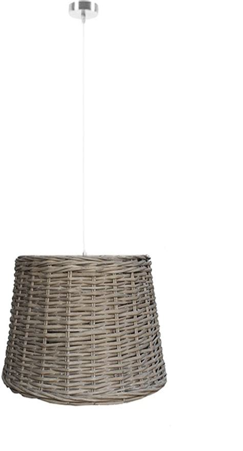 Hanglamp Rieten Kap