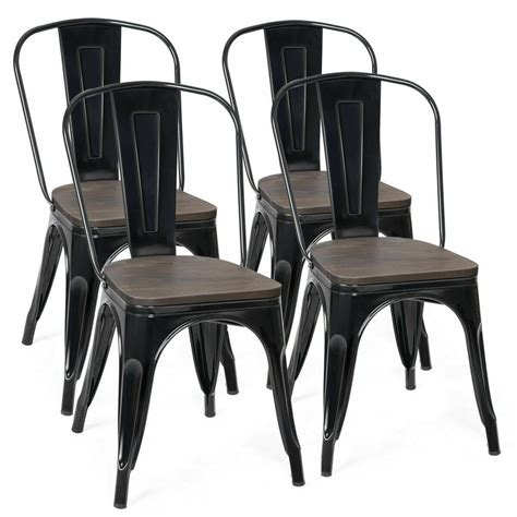 Hanna Tolix Dining Chair (Set of 4)