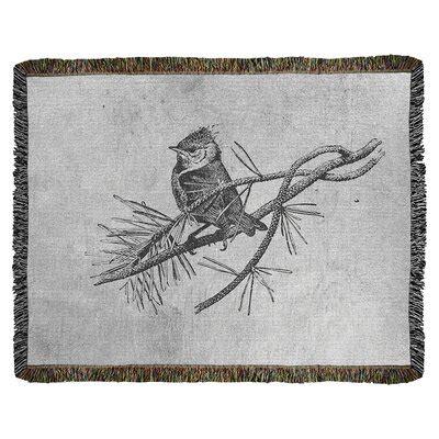 Hansard Bird Cotton Thro by