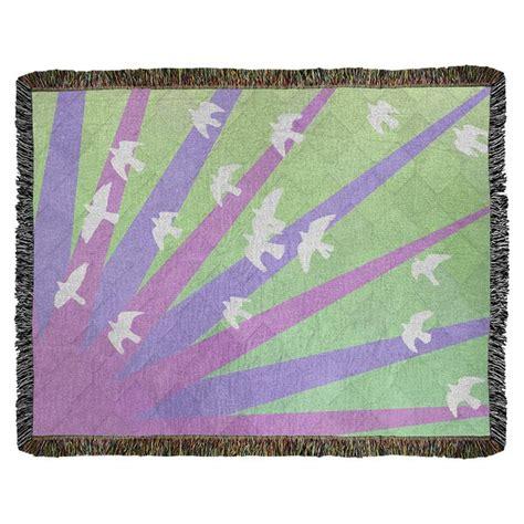 Hansard Birds and Sun Cotton Thro by