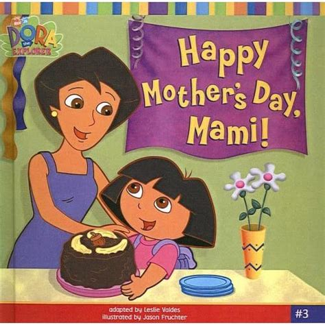 Read Books Happy Mother's Day, Mami! (Dora the Explorer) Online