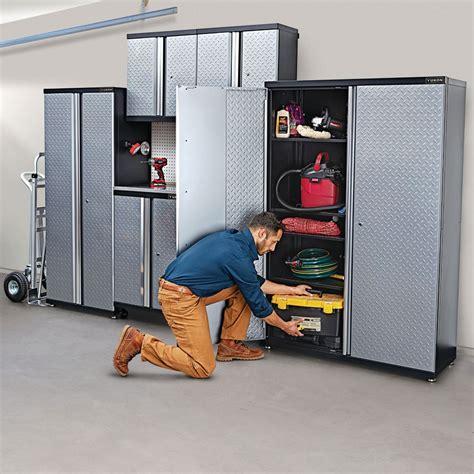 Harbor Freight Storage Cabinets Garage