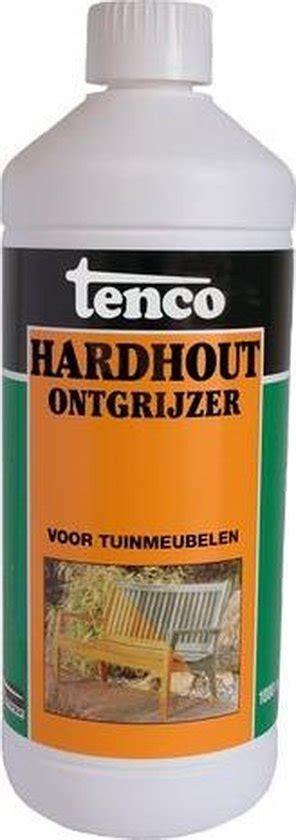Hardhout Ontgrijzer