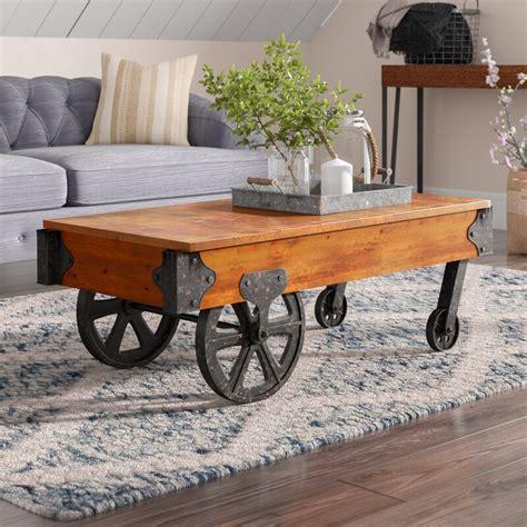Hardrigg Cart Coffee Table
