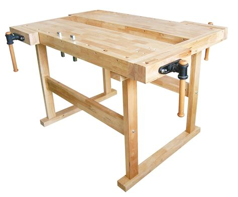 Hardwood Workbench