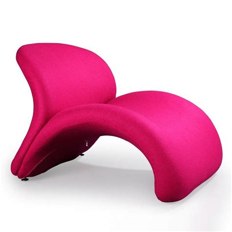 Harlem Sweet Lip Lounge Chair