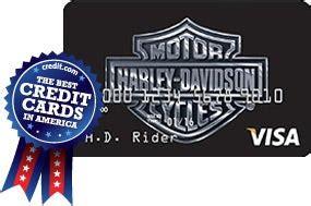 Credit Card Free Rider Harley Davidsonr Visa Card Secured Card Benefits