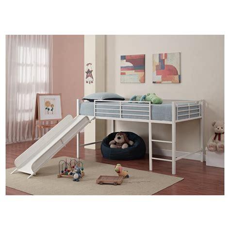 Harper Twin Low Loft Bed byViv + Rae