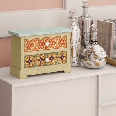 Hassania 2 Drawer Desktop Organizer